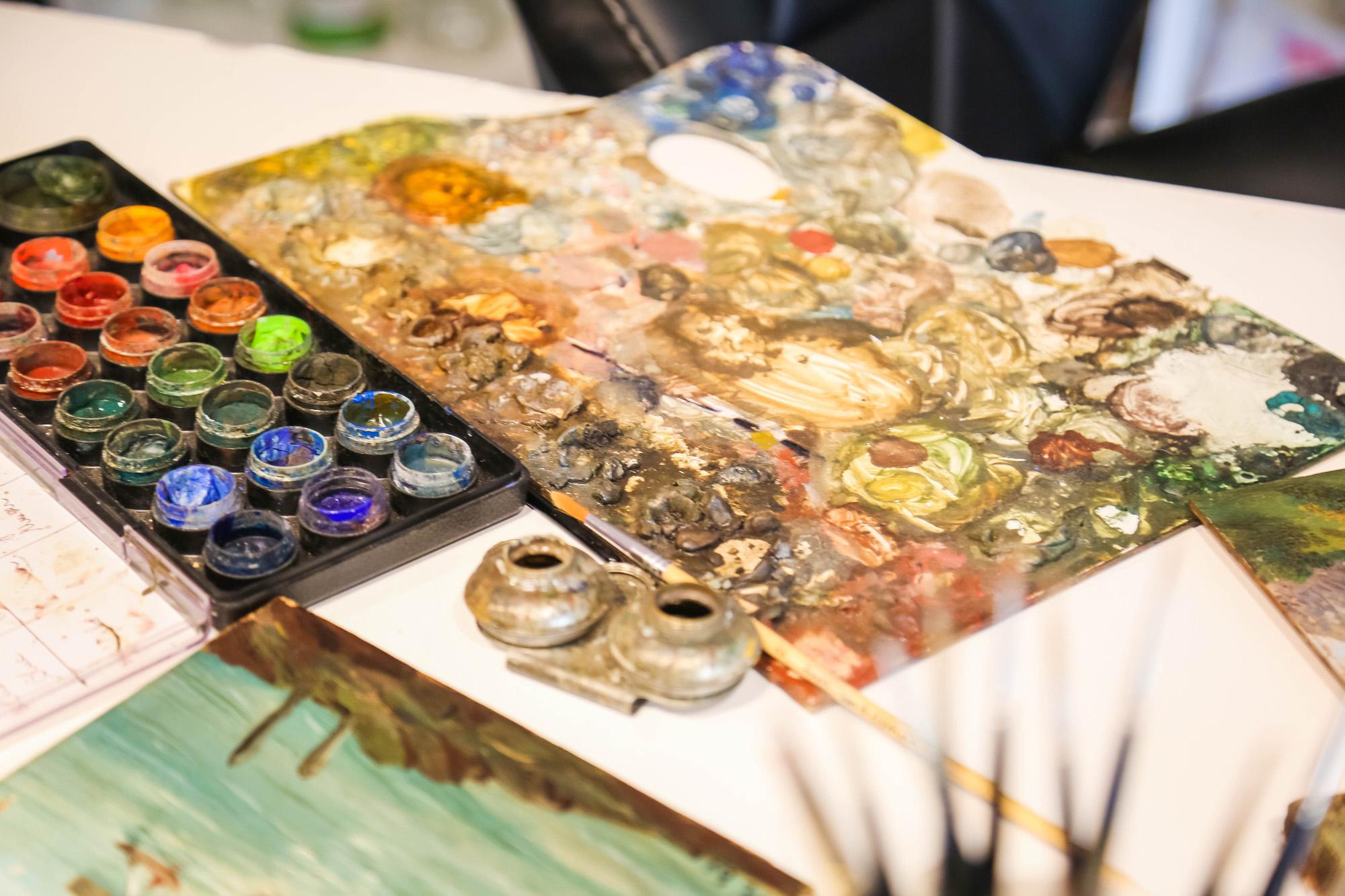 restauration d'oeuvre d'art